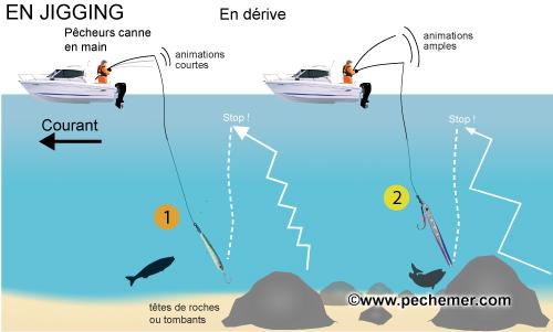 Comment Pecher Au Jig En Mediterranee